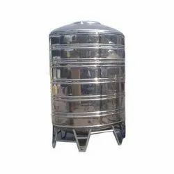 2500L Stainless Steel Water Storage Tank