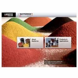 Bayferrox Synthetic Iron Oxide Pigments