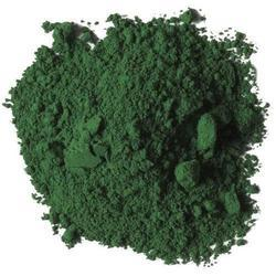 Apple Green Inorganic Pigment