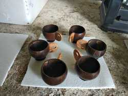 Coconut Shell Tea Cup