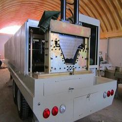 Structural Profile Roll Forming Machine