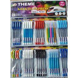 Theme Kolkata Express Ball Pens