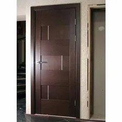 Hinged Wooden Door