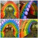 Theme Party Balloon Decoration, Birthday, Pan India