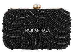 Beaded Decorative Clutch Purse for Wedding Party