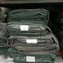 Green Canvas Tarp, Size: 18 X 12 Feet