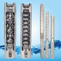 50Hz Stainless Steel Submersible Pump