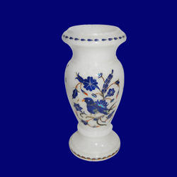 Marble Inlay Handmade Flower vase