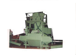 Shot Peening Machine for Leaf Springs