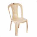 Arm Less Crown Chair