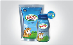 GRB And Udhayam Ghee, Packaging Type: Pouch