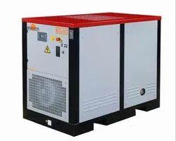ELGi 100 HP SECOND HAND COMPRESSOR, Discharge Pressure: 10.5 Bar, Model Name/Number: E 75
