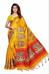 The Kalamkari Beautiful Sarees