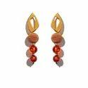 Resin Hanging Earrings