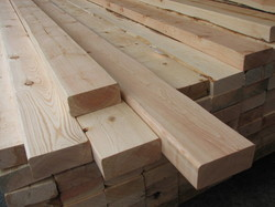 White And Pink SPF Lumber