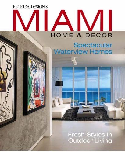 Miami Home Decor USA Magazine