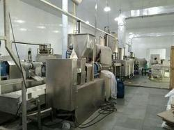 Semi Automatic Kurkure Production Line