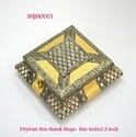 Dryfruit Box Handi Shape