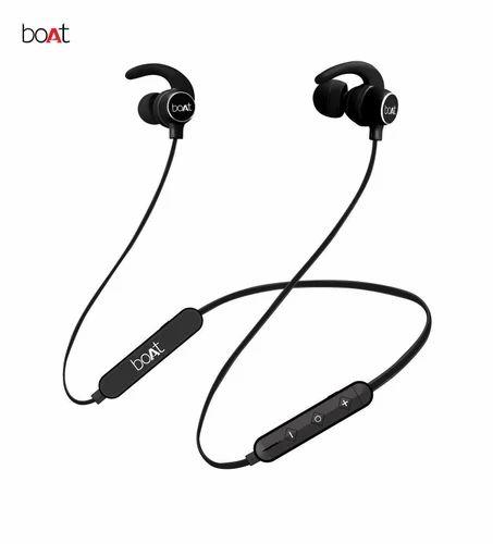 264a59e3dec Black / Green / Red Boat Rockerz 255 Bluetooth Headset With Mic - Black /  Green
