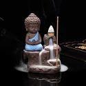 Buddha Smoke Statue
