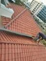Taylor Clay Roof Tile