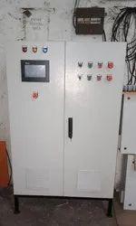 Control Panel Of Splitter Machine