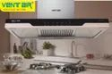 ELANZA DLX Ventair Kitchen Chimney