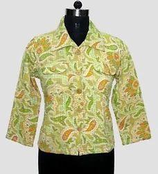 370e4f2776 Handmade Formal Wear Indian Vintage Kantha Casual Jacket, Rs 1300 ...