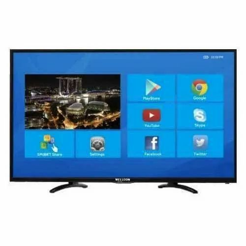 Wellcon 50 Inch Smart LED TV