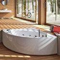 Oyster Corner Bathtub