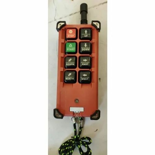 Single Speed 6 Button Crane Wireless Radio Remote Control