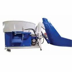 Muller Type Base Mixing Machine