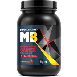 MB High Protein Gainer 1 Kg Chocolate