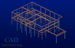 Steel Detailing Services - CAD Outsourcing