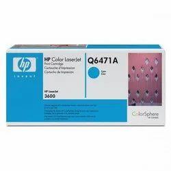 Hp Q6471a Cyan Toner Cartridges