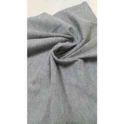 Grey Poly Cotton Fabric