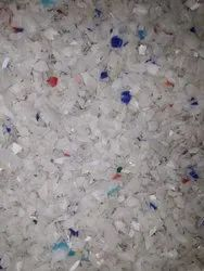 HDPE Flakes Natural/Clear