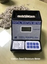 Cottonseed Moisture Meter