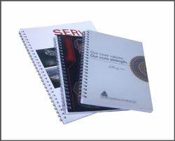 Notebook printing service