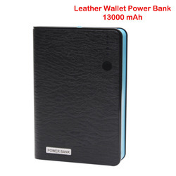 APG Leather Wallet Power Bank
