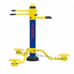 Metco Twister Tripple, Outdoor Gym Equipment