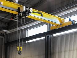 Industrial Warehouse Crane
