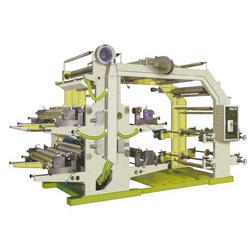 Single Colour Flexo Printing Machine