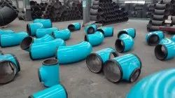 PTFE Coated Buttweld Fittings