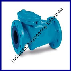 Cast Iron Reflux valve