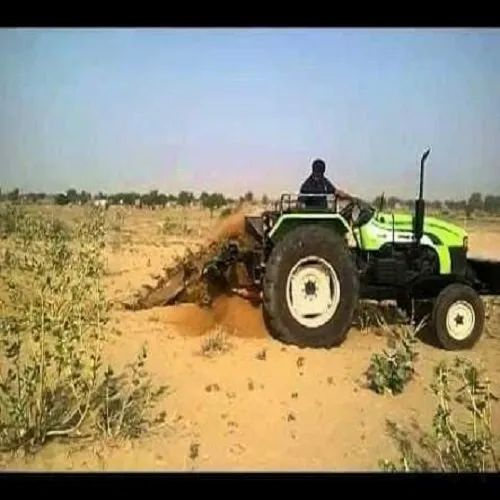 Agriculture Trencher Digger Machine