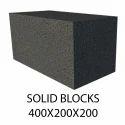 8 Inch Solid Blocks