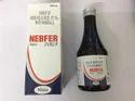 Ferric Ammonium Folic Acid Vitamin B12 (Nebfer Sy)
