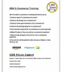 Hindi E-Commerce Training, August