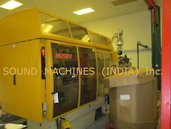 Pet Preform Plastic Injection Molding Machine 160 Tons